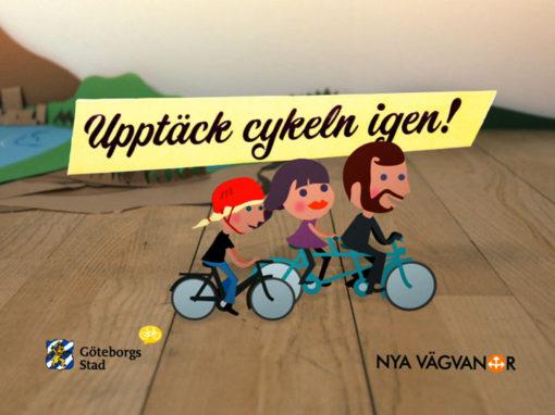 Upptäck cykeln igen