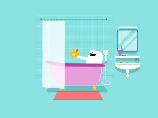 Casumo – Bathroom