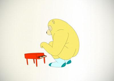 Gainomax – Bear Piano