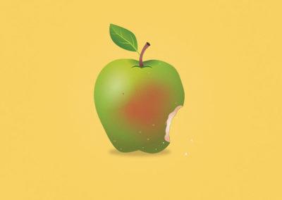 VA Syd – Äpple