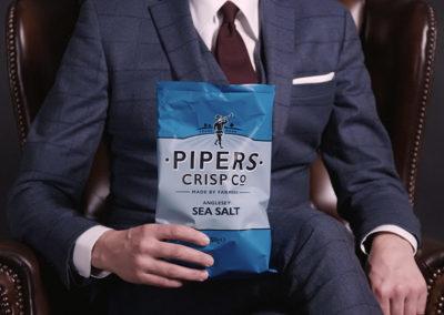 Hemmakväll – Taste of the World – Pipers Crisp
